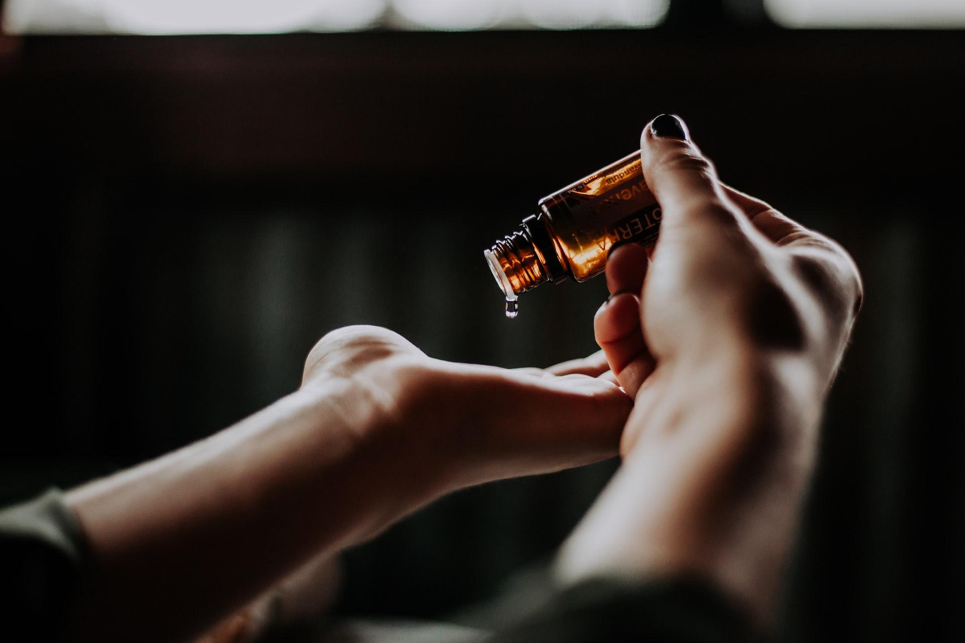 minyak esensial